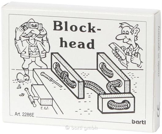BLOCK-HEAD