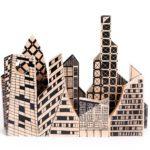 CITY PUZZLE-MIASTO