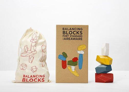CONSTRUCCIONS BALANCING BLOCKS (MULTI-COLOR)