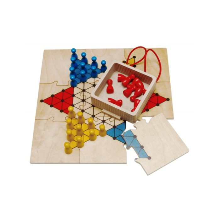 DAMES XINESES PUZZLE