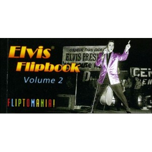FLIPBOOK ELVIS VOL. 2