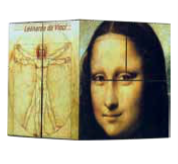 MAGIC CUBE DA VINCI