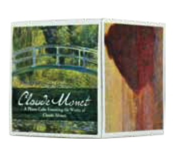 MAGIC CUBE MONET
