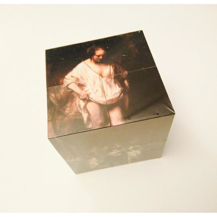MAGIC CUBE REMBRANT