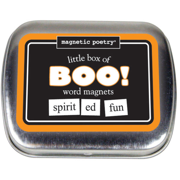 MAGNETIC-BOO