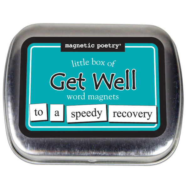 MAGNETIC-GET WELL
