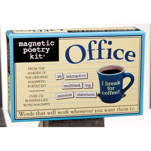 MAGNETIC POETRY KIT-OFFICE