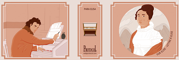 MANIVELA MUSICAL LLIBRET PARA ELISA - 1535