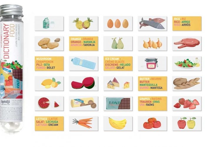 MICRO DICTIONARY FOOD