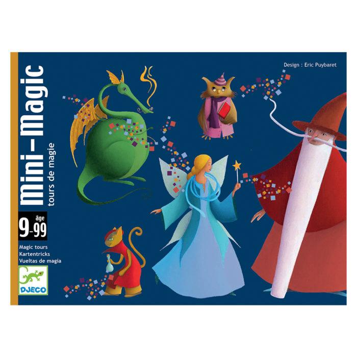MINI-MAGIC CARTES