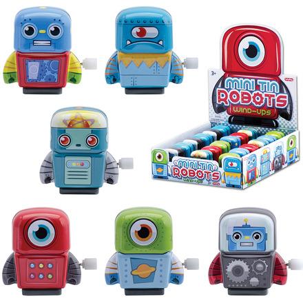 MINI ROBOTS LLAUNA