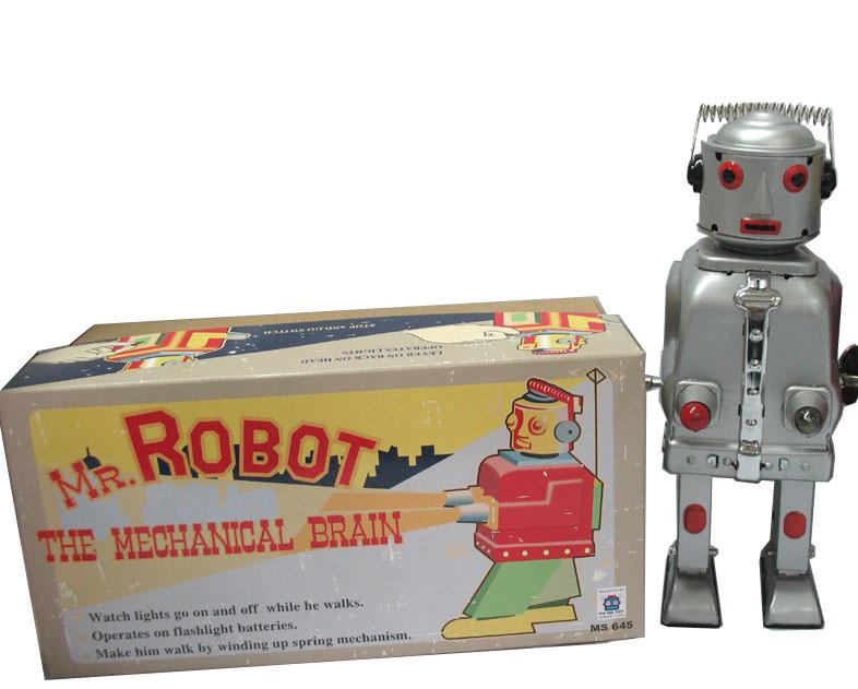 MR. ROBOT PLATEJAT