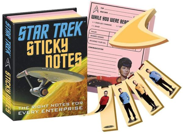 POST-IT STAR TRECK