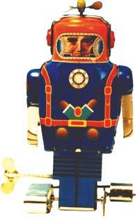 ROBOT ASTRONAUTA HÈLICE