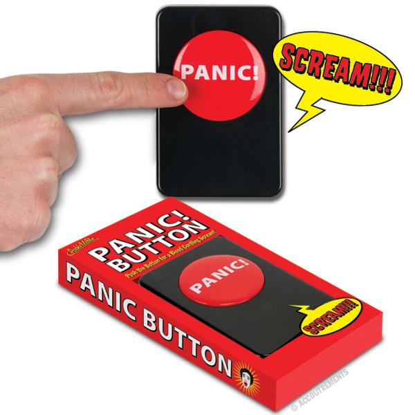 SONS BUTTON PANIC