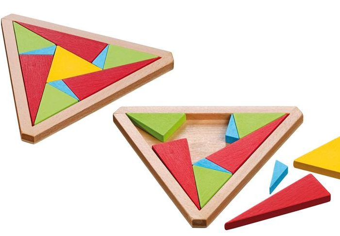 TRIANGULAR PUZZLE