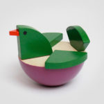 TULU: TOSSUT PURPLE & GREEN