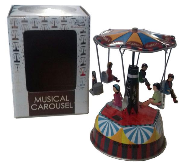 CARRUSSEL MUSICAL LA VIE EN ROSE