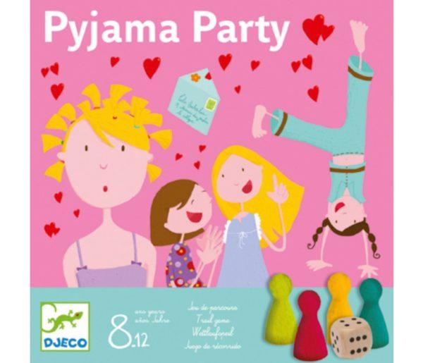 JOC PIJAMA PARTY