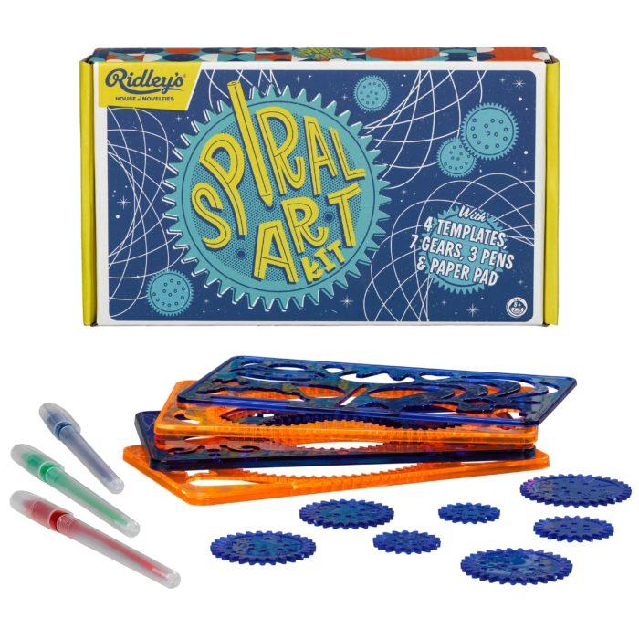 SPIROGRAF SPIRAL ART