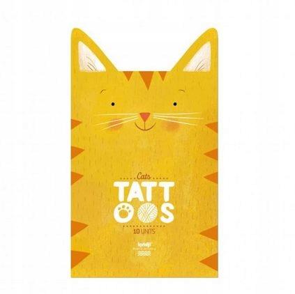 TATTOOS CATS