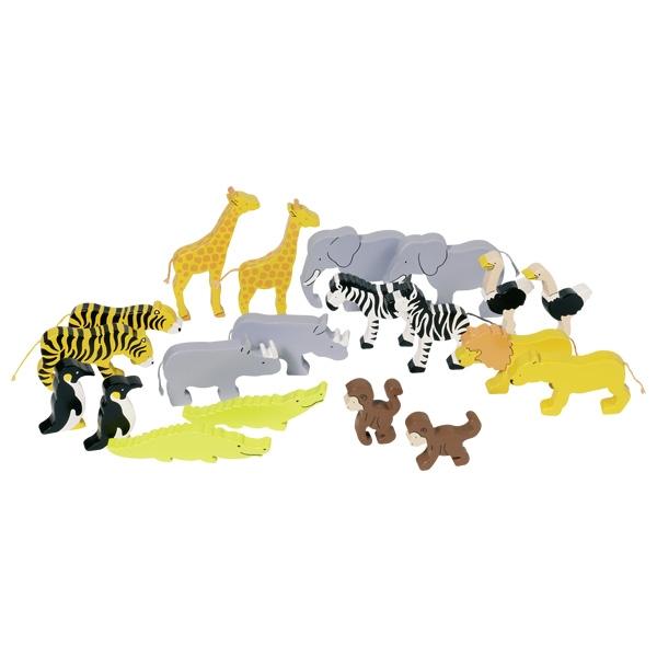 CONJUNT ANIMALS ÀFRICA