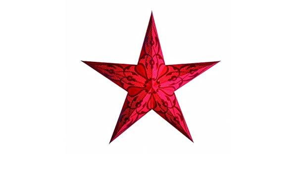 ESTRELLA DE LLUM DAMASKUS RED