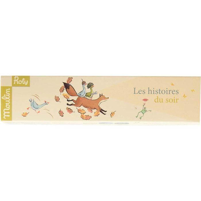 """LLANTERNA-PROJECTOR HISTÒRIES DE NIT (""""EL VIATGE DE L'OLGA)"""