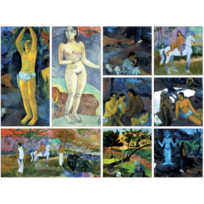 MAGIC CUBE GAUGUIN