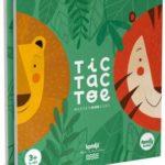 TIC TAC TOE LION & TIGER