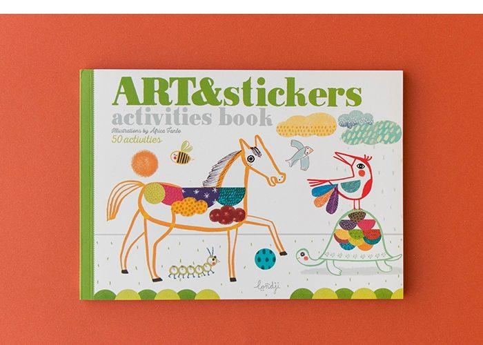 ART & STICKERS