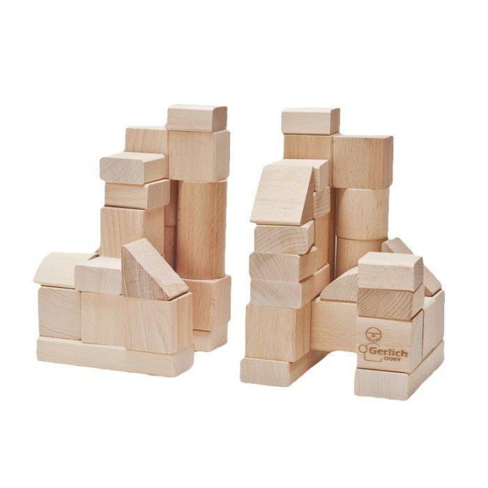 BUILDING BLOCKS NATUR