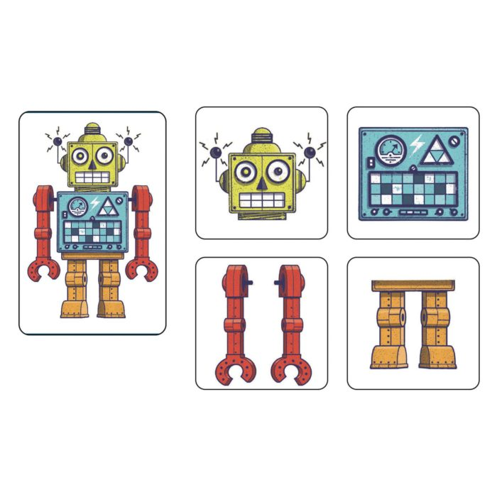 CARTAS ROBOTS