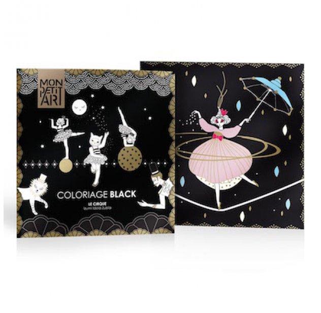 COLORIAGE BLACK
