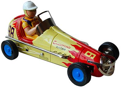 COTXE CHAMPIONS RACER