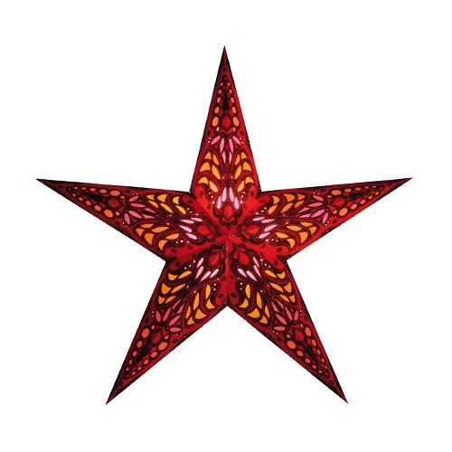 ESTRELLA DE LLUM MERCURY RED