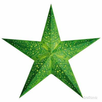 ESTRELLA DE LLUM MONO GREEN