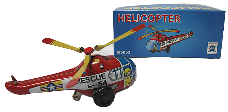 HELICOPTER PETIT