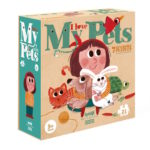 I LOVE MY PETS PUZZLE