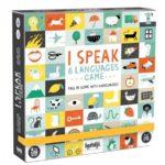 I SPEAK 6 LENGUAGES