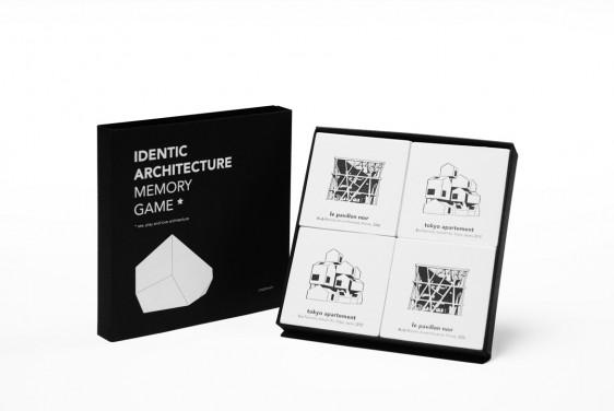 IDENTIC ARCHITECTURE MEMORY GAME