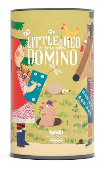 LITTLE RED DÒMINO