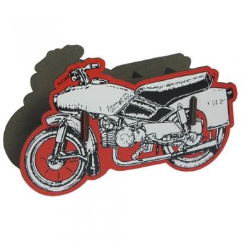 LLAPISSER MOTO VERMELL