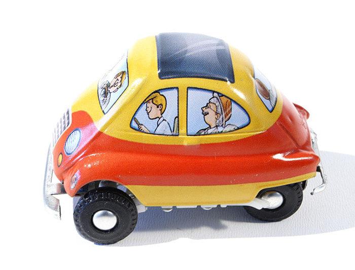 MINI CAR BMW ISETTA