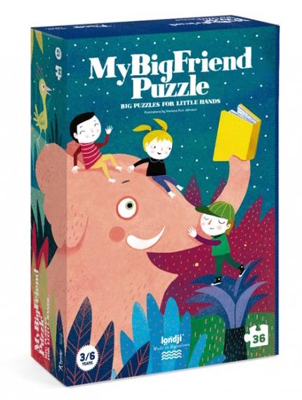 MY BIG FRIEND PUZZLE