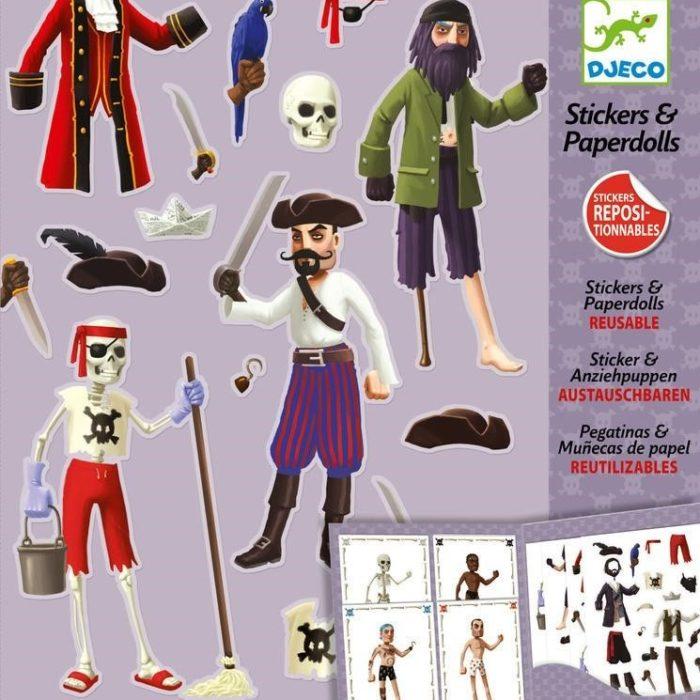 NINOTS DE PAPER PIRATES