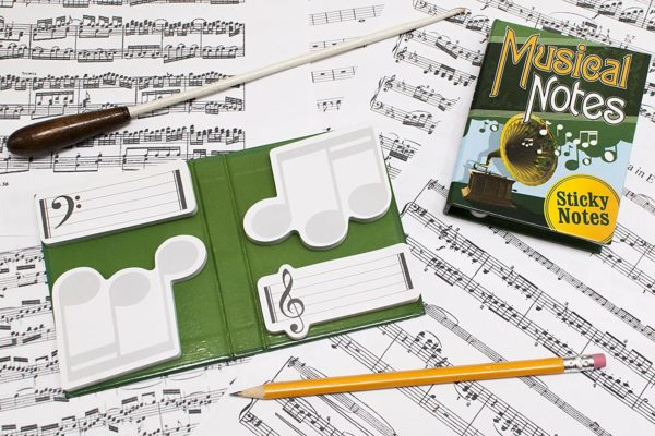 POST IT NOTES MUSIC