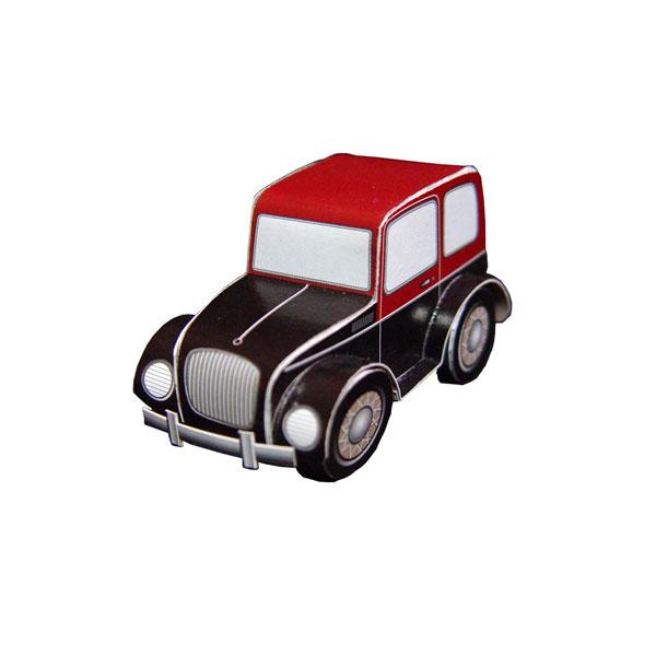 POSTAL RETALLAR PAPER MODEL CAR