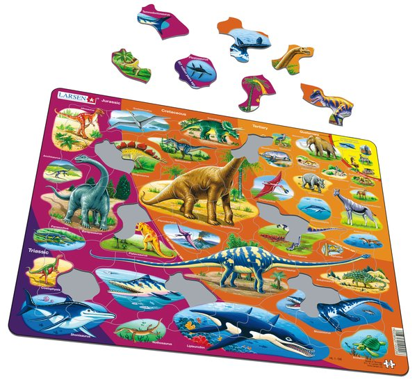PUZZLE NATURE HISTORY