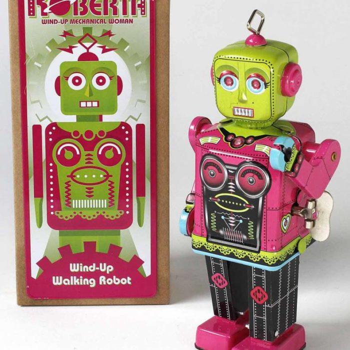 ROBERTA ROBOT